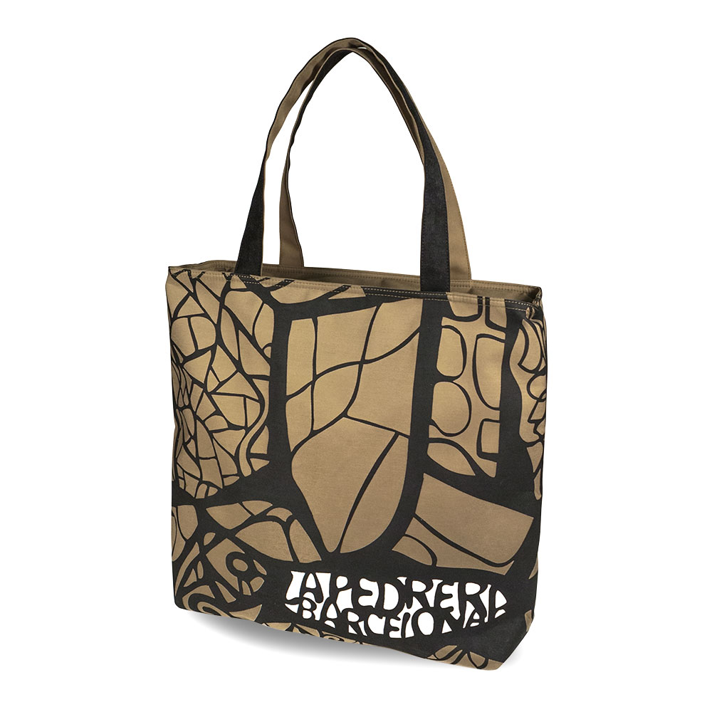 Bag Inspired by Gaudi's La Pedrera's door designed by Mariscal