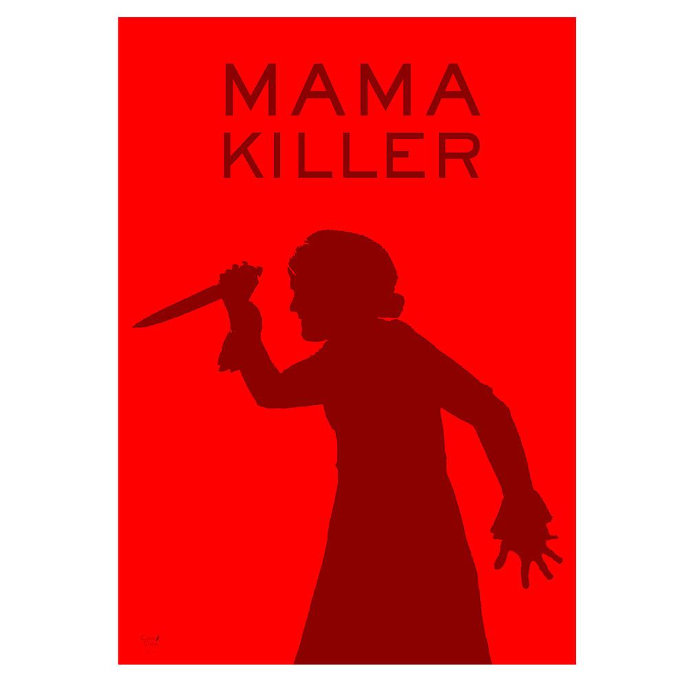 mama killer poster
