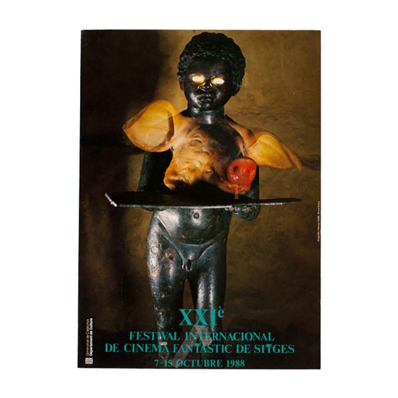 Sitges Film Festival 1988 Catalogue