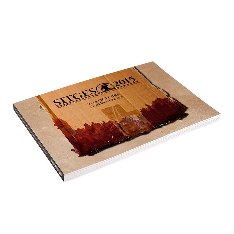 Sitges Film Festival 2015 Catalogue