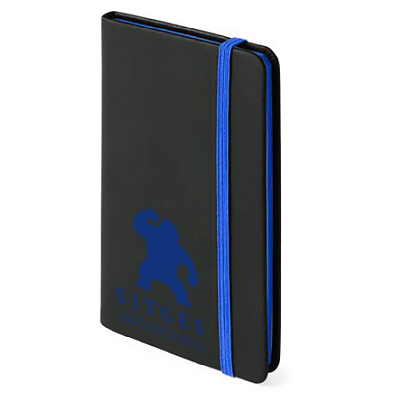 sitges film festival large blue notebook