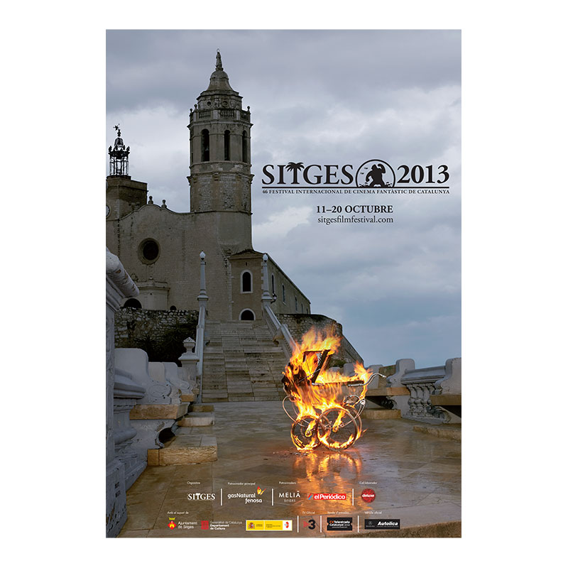 Sitges Film Festival 2013 Poster