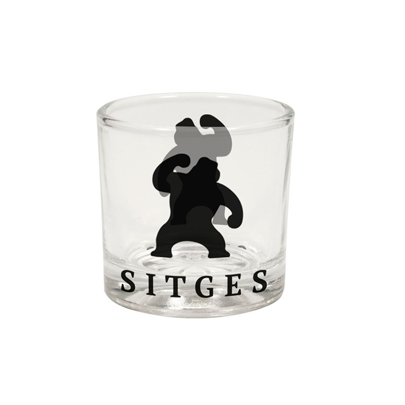 sitges film festival shot glasses