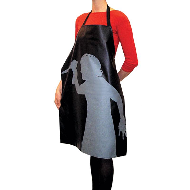 mama killer vinyl apron
