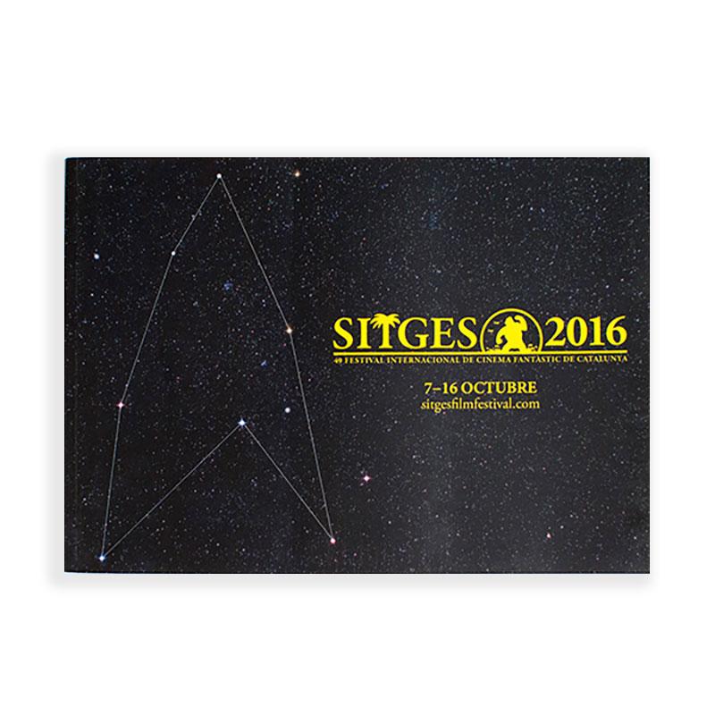Sitges Film Festival 2016 Catalogue