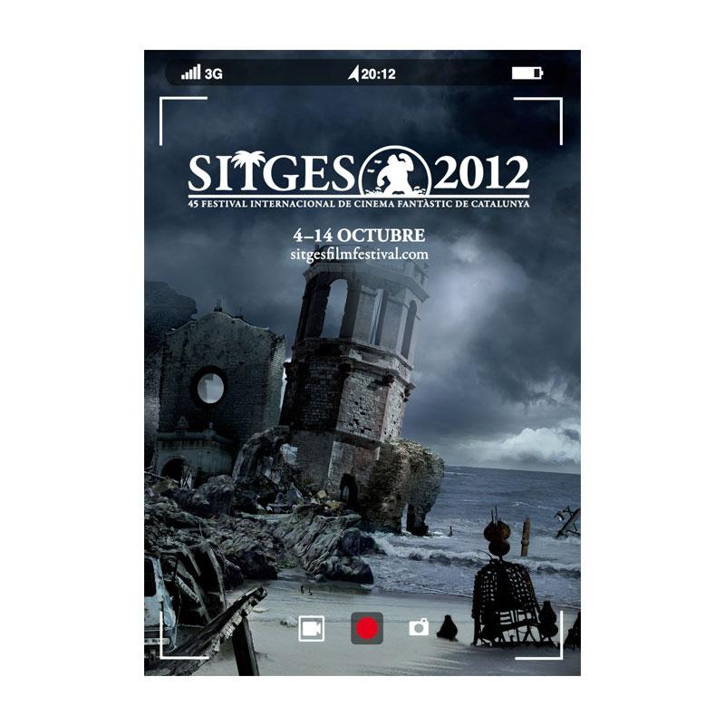 Sitges Film Festival 2012 poster