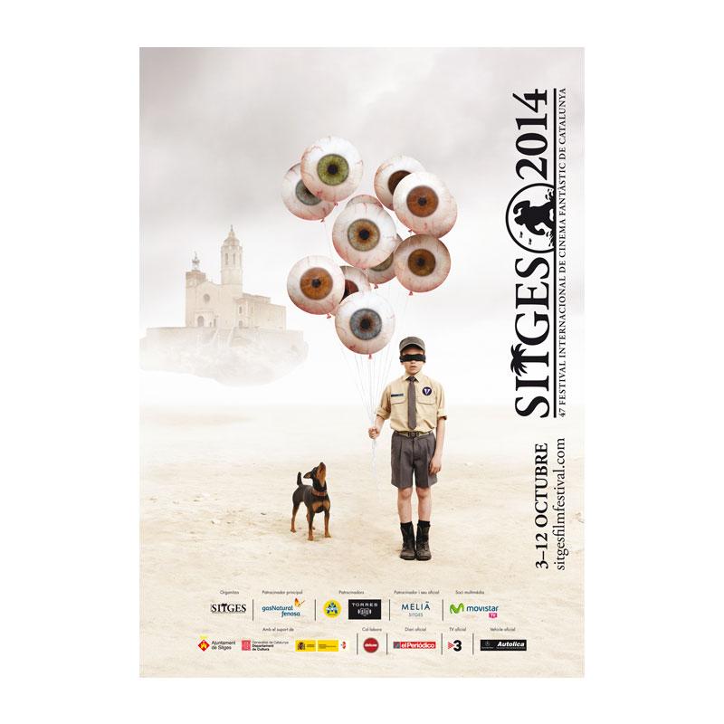 Sitges Film Festival 2014 Poster