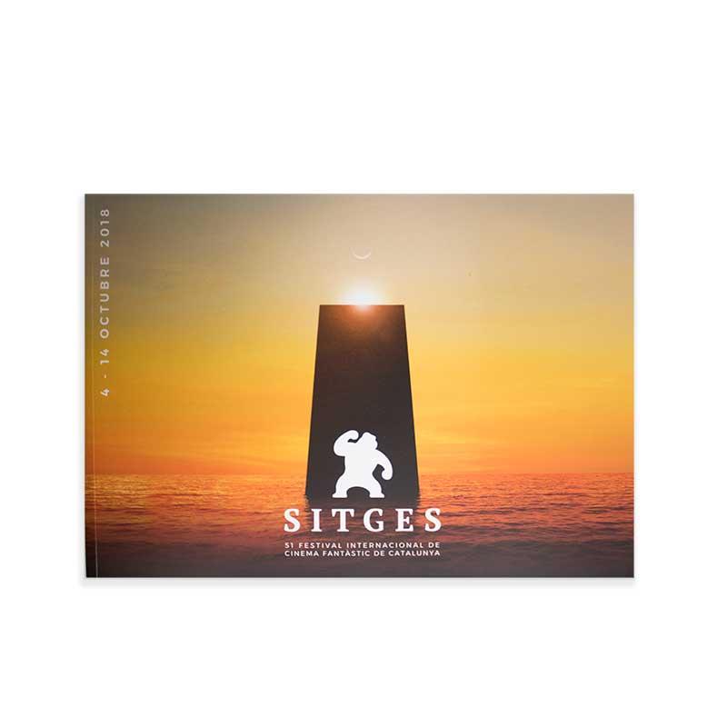 Sitges Film Festival 2018 Catalogue