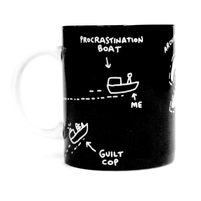 Javirroyo ceramic mug