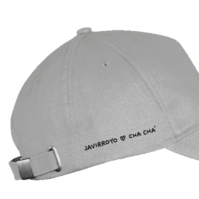 hater cap by javirroyo embroidered logo