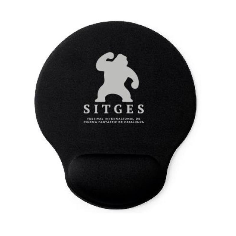 Sitges Film Festival Ergonomic Mouse Pad