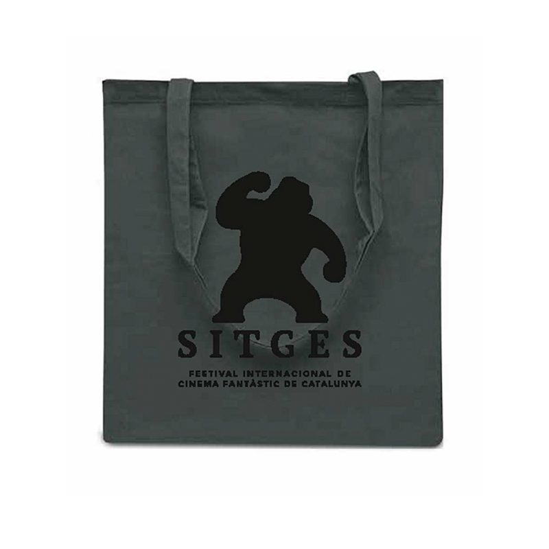 Sitges Gray Tote Bag