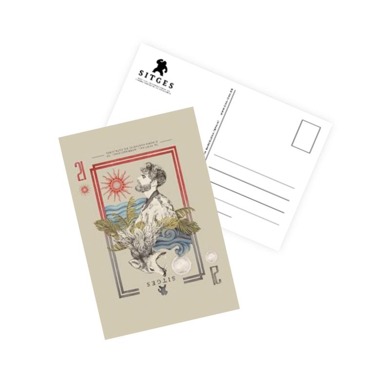 Sitges 2021 Postcard