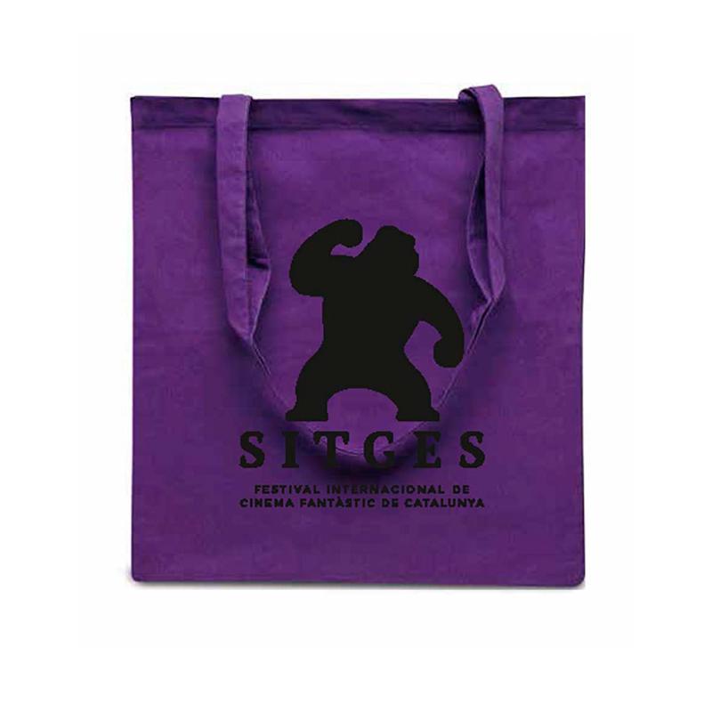 Sitges Purple Tote Bag