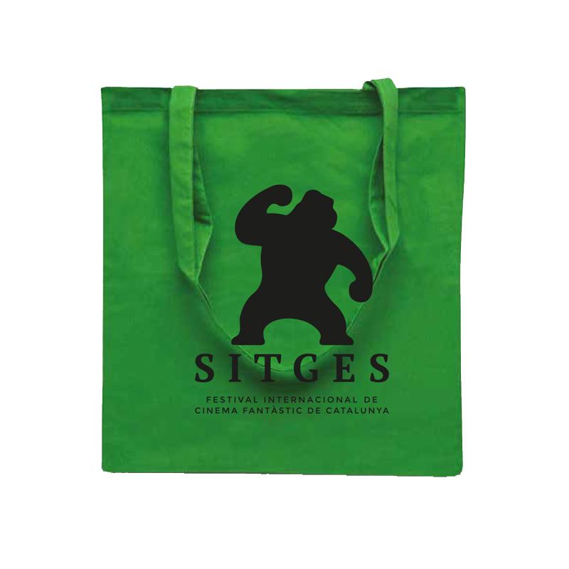 sitges film festival green tote bag
